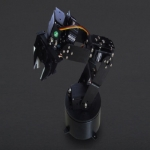 [로봇사이언스몰][DFRobot] 6 DOF(Degree of Freedom) Robotic Arm(Unassembled) sku:rob0036