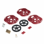 [로봇사이언스몰][Sparkfun][스파크펀] Circular Robotics Chassis Kit (Three-Layer) rob-14339