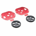 [로봇사이언스몰][Sparkfun][스파크펀] Circular Robotics Chassis Kit (Two-Layer) rob-14332