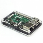 [로봇사이언스몰][Pimoroni] Pibow 3 Coupé (Raspberry Pi 3, 2, & B+) Coupé Ninja pim149