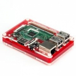 [로봇사이언스몰][Pimoroni] Pibow 3 Coupé (Raspberry Pi 3, 2, & B+) Coupé pim156