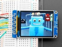 [로봇사이언스몰][Adafruit][에이다프루트] 2.0 inch 320x240 Color IPS TFT Display with microSD Card Breakout id:4311