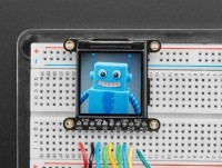 [로봇사이언스몰][Adafruit][에이다프루트] Adafruit 1.3inch 240x240 Wide Angle TFT LCD Display with MicroSD - ST7789 id:4313