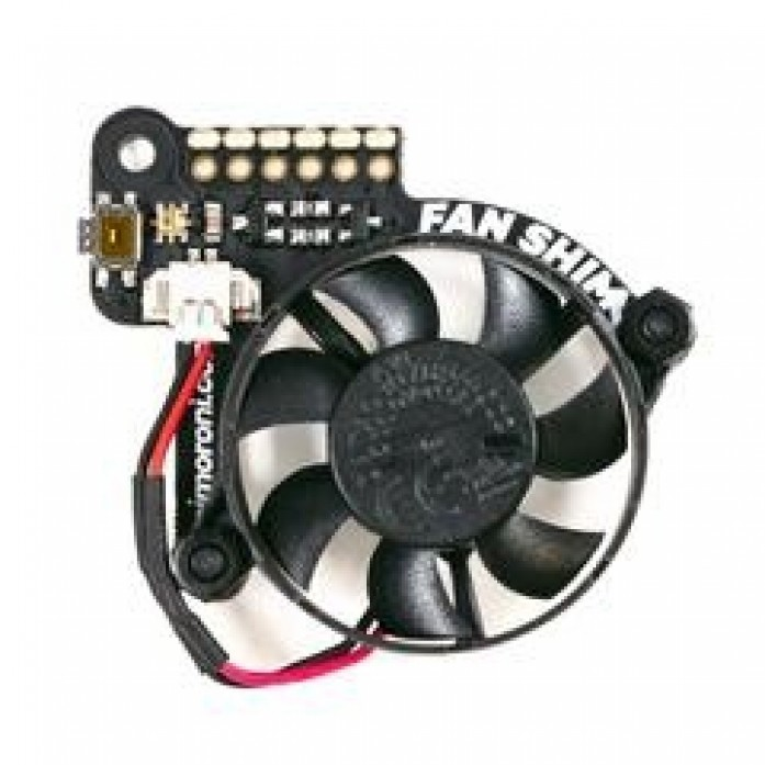 [로봇사이언스몰][Raspberry Pi][라즈베리파이] Fan SHIM for Raspberry Pi PIM461