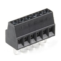 [로봇사이언스몰][Sparkfun][스파크펀] Screw Terminals 2.54mm Pitch (6-Pin) PRT-16499