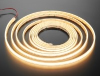 [로봇사이언스몰][Adafruit][에이다프루트] Ultra Flexible White LED Strip - 480 per meter - 5m long - Warm White ~3000K ID:4840