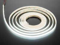 [로봇사이언스몰][Adafruit][에이다프루트] Ultra Flexible White LED Strip - 480 LEDs per meter - 5m long - Cool White ~6500K ID:4839