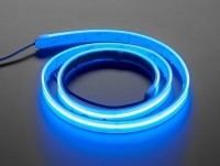 [로봇사이언스몰][Adafruit][에이다프루트] Flexible LED Strip - 352 LEDs per meter - 1m long - Blue ID:4848