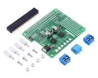 [로봇사이언스몰][Pololu][폴로루] Dual TB9051FTG Motor Driver for Raspberry Pi (Partial Kit) #2761