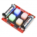 [로봇사이언스몰][Sparkfun][스파크펀] Simon Says - Through-Hole Soldering Kit kit-10547
