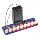 [로봇사이언스몰][Sparkfun][스파크펀] Larson Scanner Kit - 10mm Diffused LEDs kit-11365