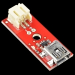 [로봇사이언스몰][Sparkfun][스파크펀] SparkFun LiPo Charger Basic - Mini-USB prt-10401