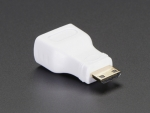 [로봇사이언스몰][Adafruit][에이다프루트] Mini HDMI Plug to Standard HDMI Jack Adapter id:2819