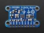 [로봇사이언스몰][Adafruit][에이다프루트] L3GD20H Triple-Axis Gyro Breakout Board - L3GD20/L3G4200 Upgrade id:1032