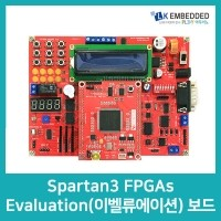 Spartan3 FPGAs Evaluation(이벨류에이션) 보드