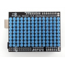[로봇사이언스몰] [Adafruit][에이다프루트]LoL Shield BLUE - A charlieplexed LED matrix kit for the Arduino - 1.5